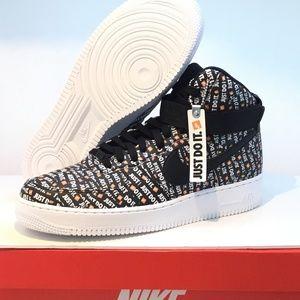Nike AQ9648-001 Air Force 1 High 07 LV8 JDI
